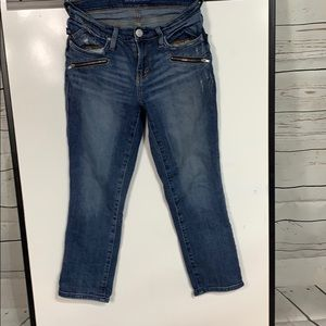 Rock & Republic Kendall Crop Jeans
